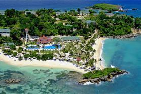 Hotel Cayo Levantado Beach, Dominikána