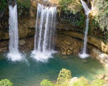 Bayaguana - nedaleký vodopád