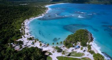 Dominikánská republika - poloostrov Samaná