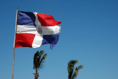 Vlajka Dominikánské republiky
