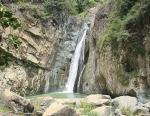 Constanza - nedaleký vodopád
