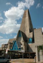 Dominikánské město Higuey a katedrála