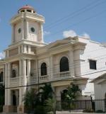 Město San Francisco de Macoris - kostel