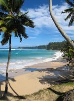 Dominikána - pláž Playa Cabarete
