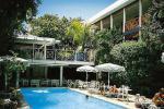 Dominikánský hotel Romanoff s bazénem
